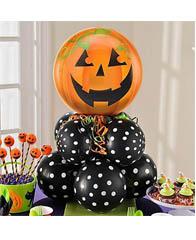 Стойка из шаров Halloween