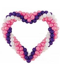 Сердце трёхцветное